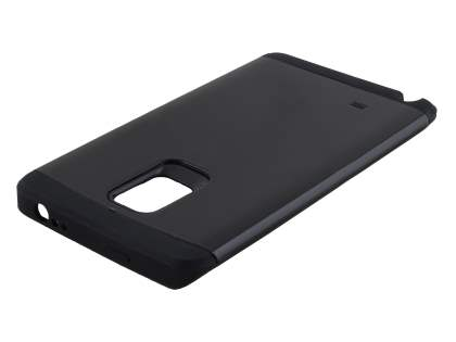 Samsung Galaxy Note Edge Impact Case - Classic Black