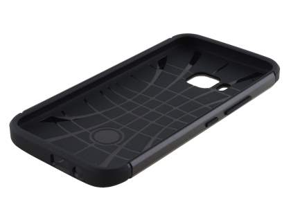 HTC One M9 Impact Case - Charcoal/Black
