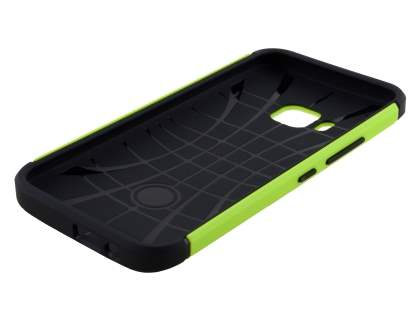 Impact Case for HTC One M9 - Green/Black