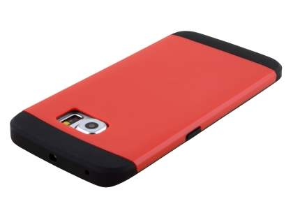 Impact Case for Samsung Galaxy S6 Edge - Red/Black