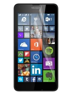 Anti-Glare Screen Protector for Microsoft Lumia 640 XL - Screen Protector