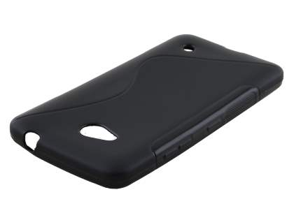 Wave Case for Microsoft Lumia 640 - Frosted Black/Black