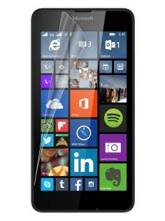 Ultraclear Screen Protector for Microsoft Lumia 640 - Screen Protector