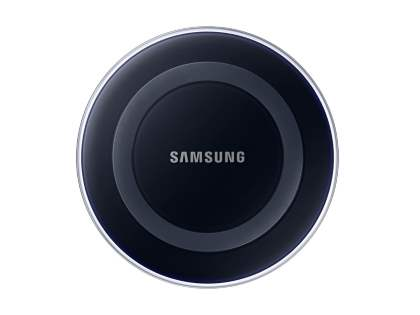 Genuine Samsung Wireless Charging Pad - Sapphire Black