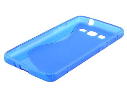 Samsung Galaxy Grand Prime Wave Case - Frosted Blue/Blue