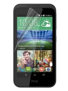 Ultraclear Screen Protector for HTC Desire 320 - Screen Protector