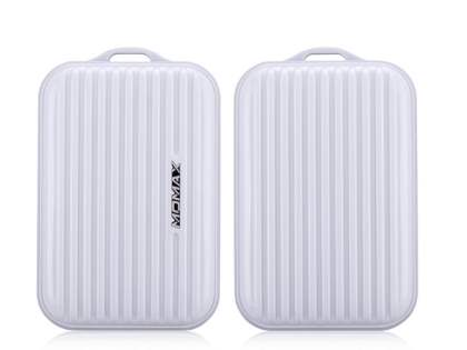 Momax iPower Go mini External Battery 8400mAh - Pearl White
