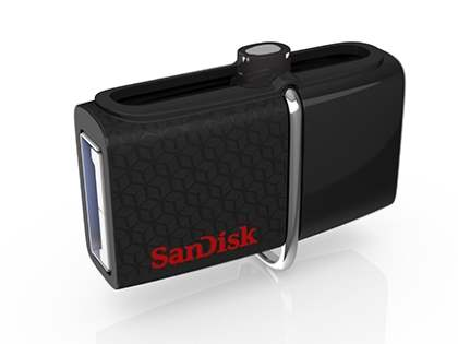 16GB SanDisk Ultra Dual USB Drive 3.0 for Samsung