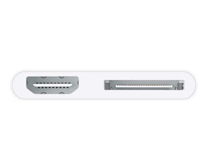 Genuine Apple 30-pin Digital AV Adapter