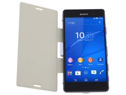 3200mAh Power Case Battery for Sony Xperia Z3 - Pearl White