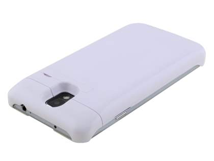 5200mAh Power Case Battery for Samsung Galaxy Note 3 - Pearl White