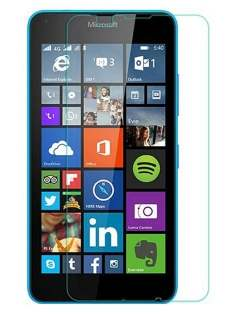 Tempered Glass Screen Protector for Microsoft Lumia 640 XL - Screen Protector