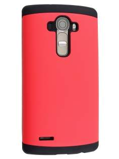 Impact Case for LG G4 - Red/Black Impact Case