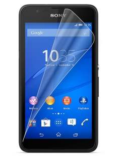 Sony Xperia E4g Ultraclear Screen Protector