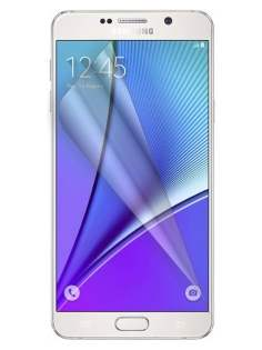 Samsung Galaxy Note 5 Anti-Glare Screen Protector