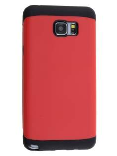 Impact Case for Samsung Galaxy Note 5 - Red/Black Impact Case