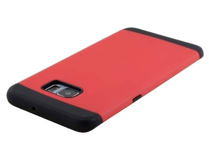 Impact Case for Samsung Galaxy S6 Edge Plus - Red/Black