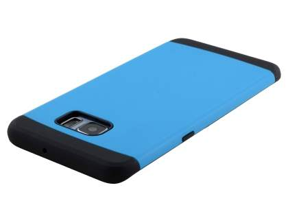Impact Case for Samsung Galaxy S6 Edge Plus - Sky Blue/Black
