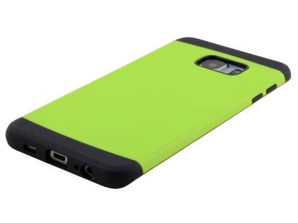 Impact Case for Samsung Galaxy S6 Edge Plus - Green/Black