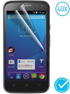Anti-Glare Screen Protector for ZTE Telstra 4GX Buzz - Screen Protector