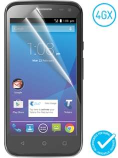 Ultraclear Screen Protector for ZTE Telstra 4GX Buzz