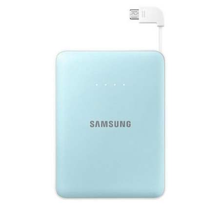 Genuine Samsung EB-PG850B 8400 mAh External Battery Pack  - Sky Blue Power Bank