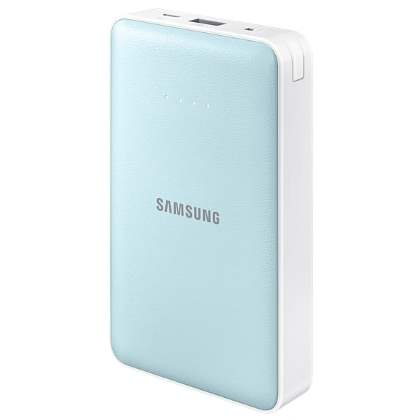 Genuine Samsung EB-PN915B 11300mAh Power Bank - Sky Blue