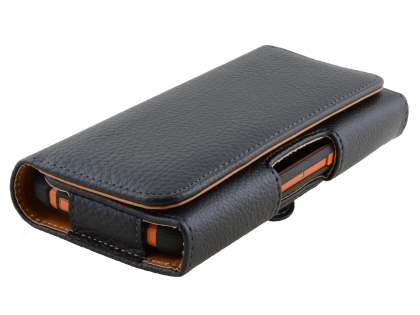 Textured Synthetic Leather Belt Pouch for ZTE