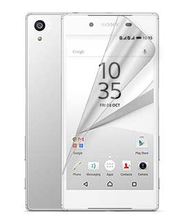 Ultraclear Screen Protector for Sony Xperia Z5