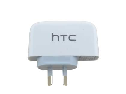Genuine HTC TC P450 Wall Power Adapter - White AC Wall Charger