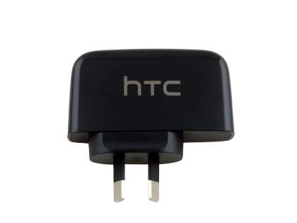 Genuine HTC TC P450 Wall Power Adapter - Black AC USB Power Adapter
