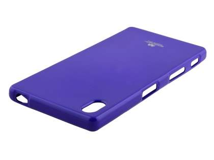Mercury Goospery Glossy Gel Case for Sony Xperia Z5 - Purple