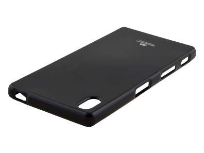 Mercury Goospery Glossy Gel Case for Sony Xperia Z5 - Black