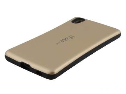 iFace Dual-Design Case for Sony Xperia Z5 - Gold/Black