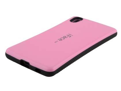 iFace Dual-Design Case for Sony Xperia Z5 - Baby Pink/Black