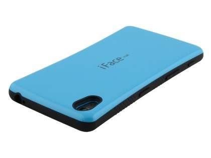iFace Dual-Design Case for Sony Xperia Z5 - Sky Blue/Black