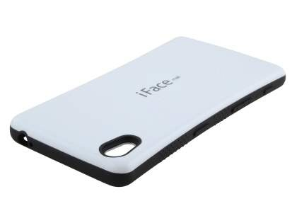 iFace Dual-Design Case for Sony Xperia Z5 - White/Black