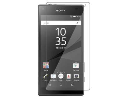 Tempered Glass Screen Protector for Sony Xperia Z5 Compact - Screen Protector