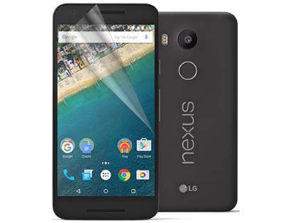 Ultraclear Screen Protector LG Nexus 5X