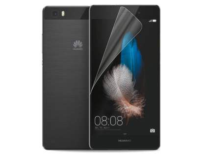 Anti-Glare Screen Protector for Huawei P8Lite - Screen Protector