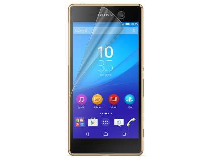 Anti-Glare Screen Protector for Sony Xperia M5 - Screen Protector