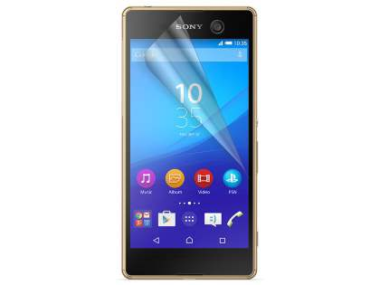 Ultraclear Screen Protector for Sony Xperia M5 - Screen Protector
