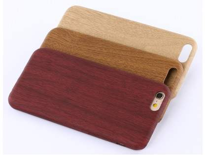Wood Pattern Soft TPU Case for iPhone 6s/6 4.7 inches - Walnut
