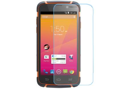 Tempered Glass Screen Protector for ZTE Telstra Tough Max