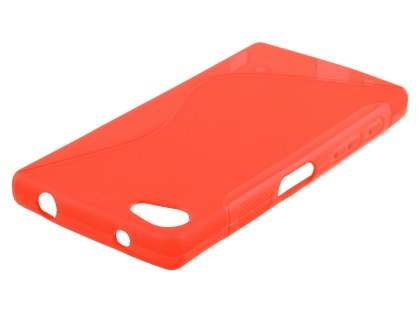Wave Case for Sony Xperia Z5 Compact - Scarlet