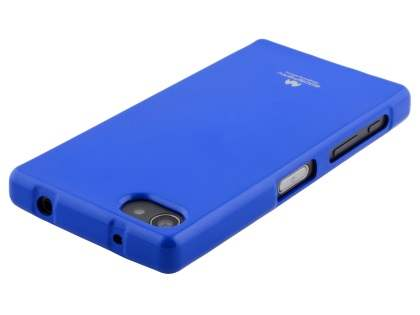 Mercury Goospery Glossy Gel Case for Sony Xperia Z5 Compact - Blue