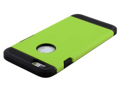 Apple iPhone 6s/6 4.7 inches Impact Case - Green/Black