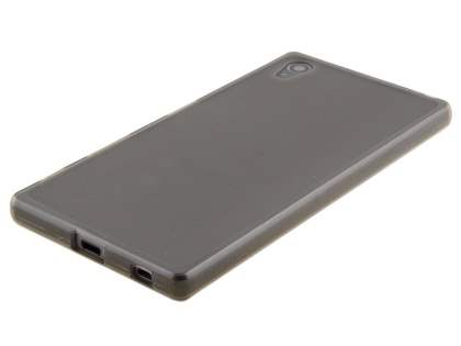 Frosted TPU Case for Sony Xperia Z5 - Grey
