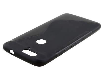 Wave Case for Huawei Nexus 6P - Frosted Black/Black
