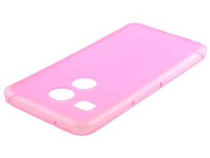 Frosted TPU Case for LG Nexus 5X - Pink